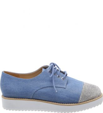 Oxford Bicolor Light Blue - Schutz