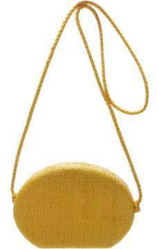 Clutch Trendy Golden Yellow - Schutz