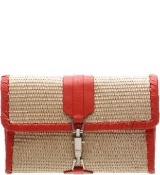 Clutch Vivi Red Orange - Schutz
