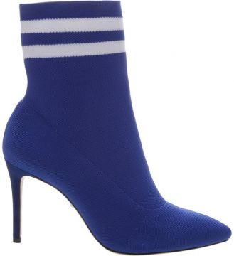 Gisela Sock Booties Blue - Schutz