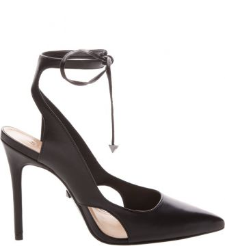 Scarpin Lace-up Black - Schutz