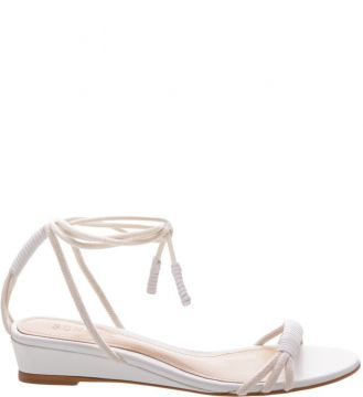 Sandália Neutral White - Schutz