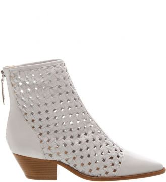 New Western Boot Trama White - Schutz