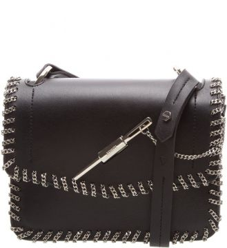 Bolsa Box Spike E Correntes Black - Schutz