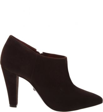 Ankle Boot Camurça Brown - Schutz