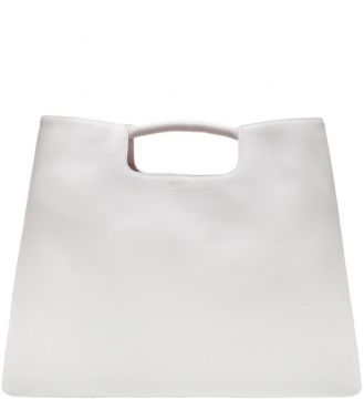 Maxi Hobo Dara Leather White - Schutz