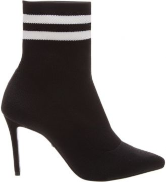 Gisela Sock Booties Black - Schutz