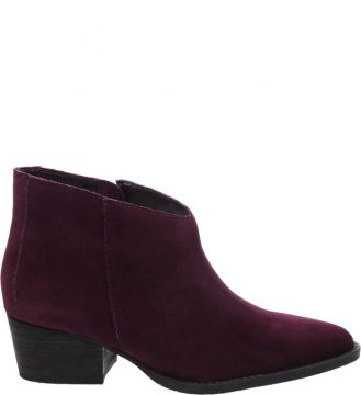 Low Cut Boot New Western Red - Schutz
