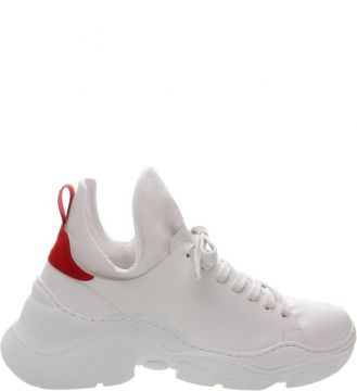 Chunky Sneaker High White - Schutz