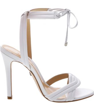 Sandália Lace-up White - Schutz