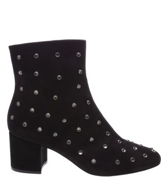 Color Studs Boot Black - Schutz