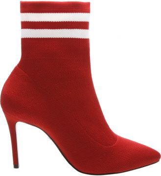 Gisela Sock Booties Red - Schutz