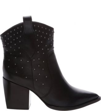 New Western Boot Studs Black - Schutz
