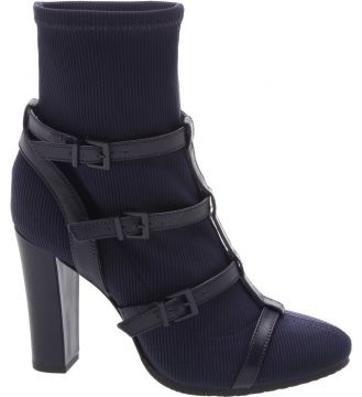 Sock Sandal Boot Black - Schutz
