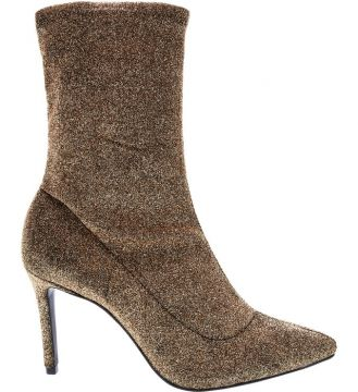 Sock Boot Glitter Stretch - Schutz