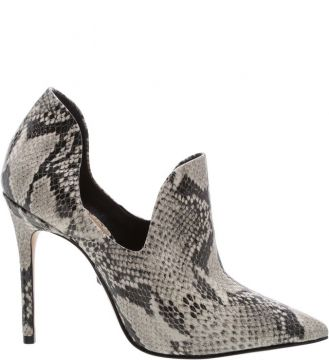Ankle Boot Cut Out Snake - Schutz