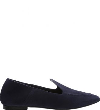 Loafer Suede Deep Blue - Schutz