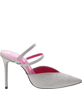 Mule High Straps Shiny - Schutz