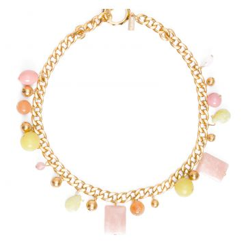 Choker Colors - Dourado - Mixed