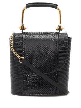 Bolsa Feminina Crossbody Crush Bag - Preto - Schutz