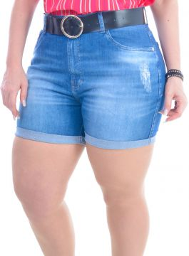 Short Plus Size Margarida