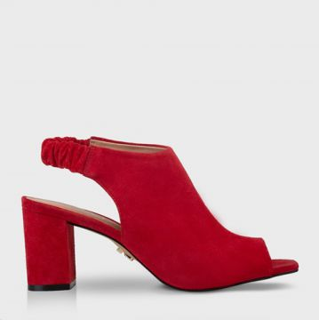 Sandal Boot Red - Carrano