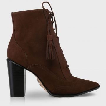 Ankle Boot Marrom - Carrano
