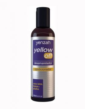 Condicionador Yenzah Yellow Off 240ml - Condicionador Yenzah