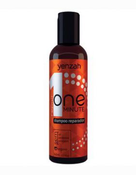 Shampoo Reparador Yenzah One Minute 240ml