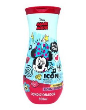 Condicionador Minnie Mouse Cachos Mais Perfeitos - 500ml - B