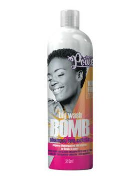 Shampoo Soul Power Big Wash Bomb 315ml - Beauty Color