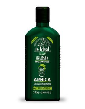 Gel Ideal Para Massagem Muscular Arnica 240ml