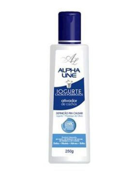 67e5feefe Ativador Cachos Alpha Line Yogurte 2 Abc 250ml