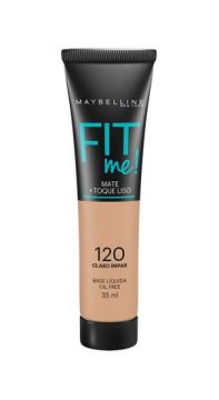 Base Líquida Maybelline Fit Me 120 35ml