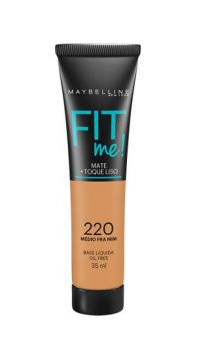 Base Líquida Maybelline Fit Me 220 35ml