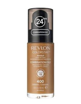 Base Revlon Colorstay Combination Oily Caramel 400