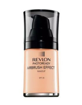 Base Revlon Photoready Airbrush Medium Nude 140