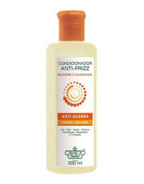 Condicionador Flores & Vegetais Anti-frizz 300ml - Flores E
