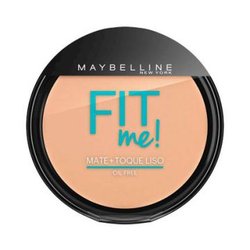 Pó Compacto Maybelline Fit Me 110 Claro Real