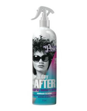 Spray Umidificador De Cachos Soul Power Day After 315ml - Be