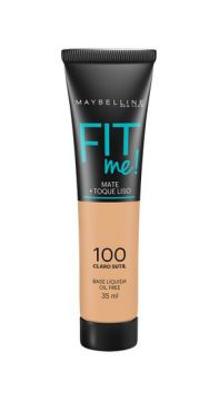 Base Líquida Maybelline Fit Me 100 35ml