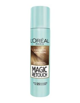 Retoque De Raiz Spray Loreal Magic Retouch Louro Escuro 75ml