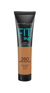 Base Líquida Maybelline Fit Me 260 35ml