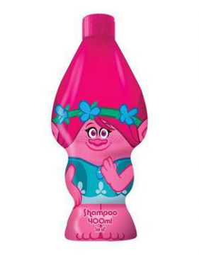 Shampoo Biotropic Trolls Poppy - 400ml