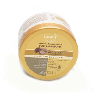 Máscara Lacan Argan Oil 300g