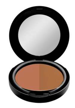 Blush Mosaico Marcelo Beauty Duo Castanho