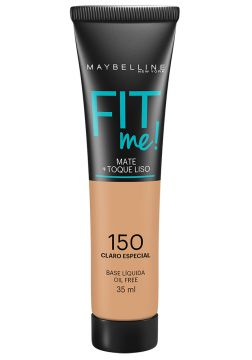 Base Líquida Maybelline Fit Me 150 35ml