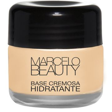 Base Cremosa Marcelo Beauty Bege Clara