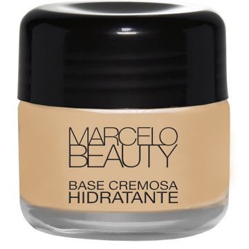 Base Cremosa Marcelo Beauty Bege Natural