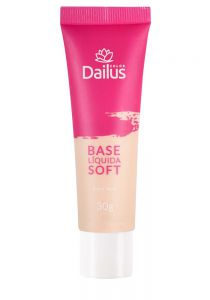 Base Líquida Soft Dailus 02 Nude